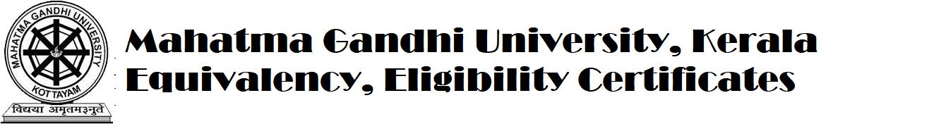 MG University, Kottayam